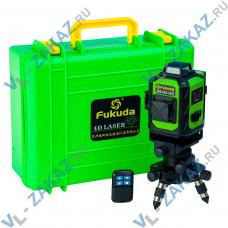 Лазерный 4D уровень Fukuda 4D MW-94D-2-4GJ