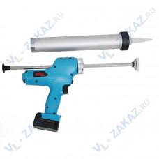 Аккумуляторный пистолет для герметика и клея  DCG72-600