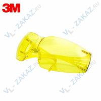 Очки защитные Желтые 3М SF203AF-EU
