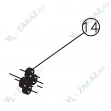 14. Шестерня редуктора DBLH 180 (1шт.)