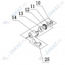 10,11,12,13,14,25 Мотор GSN50