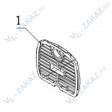 1. Крышка фильтра грубой очистки GSN50